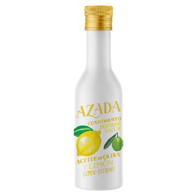 Organic Olive Oil & Crushed Lemon, 225 ml