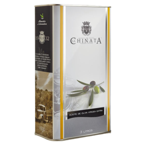 La Chinata Extra Virgin Olive Oil, 3 l